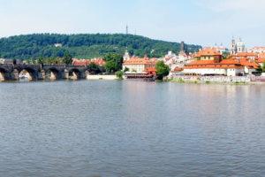 Pohled na Prahu, volná licence: pixabay