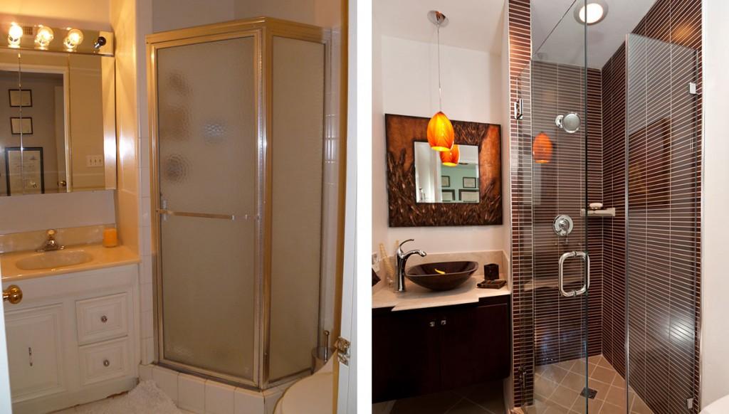 Rekonstrukce koupelny - fotogalerie
