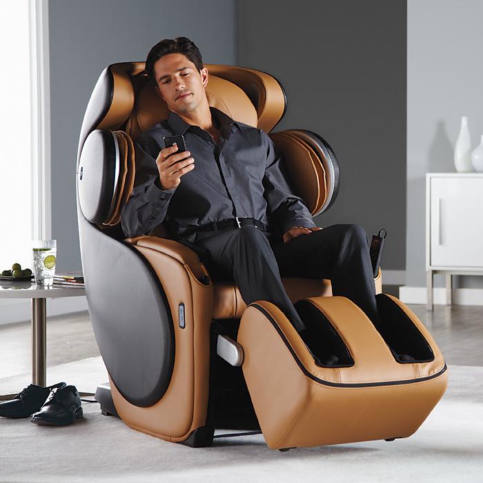 Masážní křeslo do obývacího pokoje Osaki OS-4000A